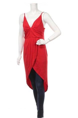 Τουνίκ Temt, Μέγεθος L, Χρώμα Κόκκινο, 94% πολυεστέρας, 6% ελαστάνη, Τιμή 5,91€
