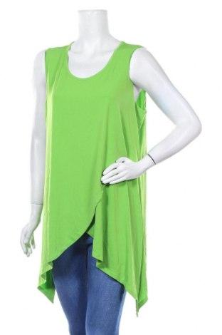 Туника Ts, Размер XL, Цвят Зелен, 95% полиестер, 5% еластан, Цена 17,85лв.