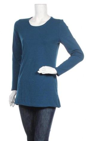 Туника Up 2 Fashion, Размер M, Цвят Син, 94% памук, 6% еластан, Цена 8,03лв.