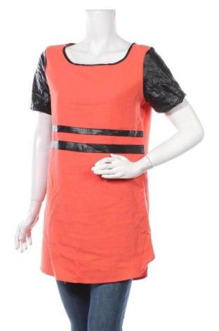 Туника Vangelica, Размер L, Цвят Оранжев, Полиестер, еко кожа, Цена 22,05лв.