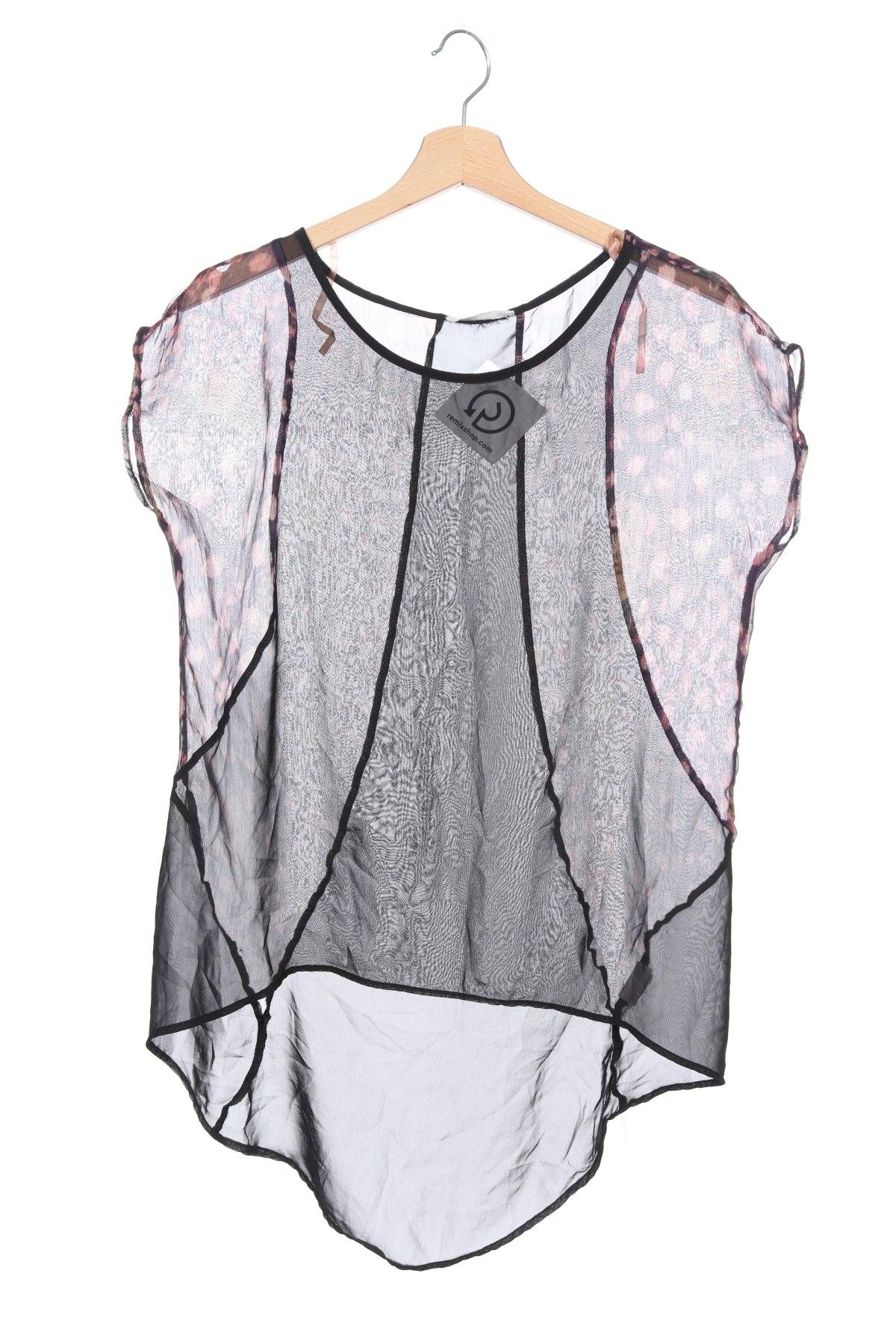 Γυναικεία μπλούζα Lush, Μέγεθος XS, Χρώμα Μαύρο, Πολυεστέρας, Τιμή 2,81€
