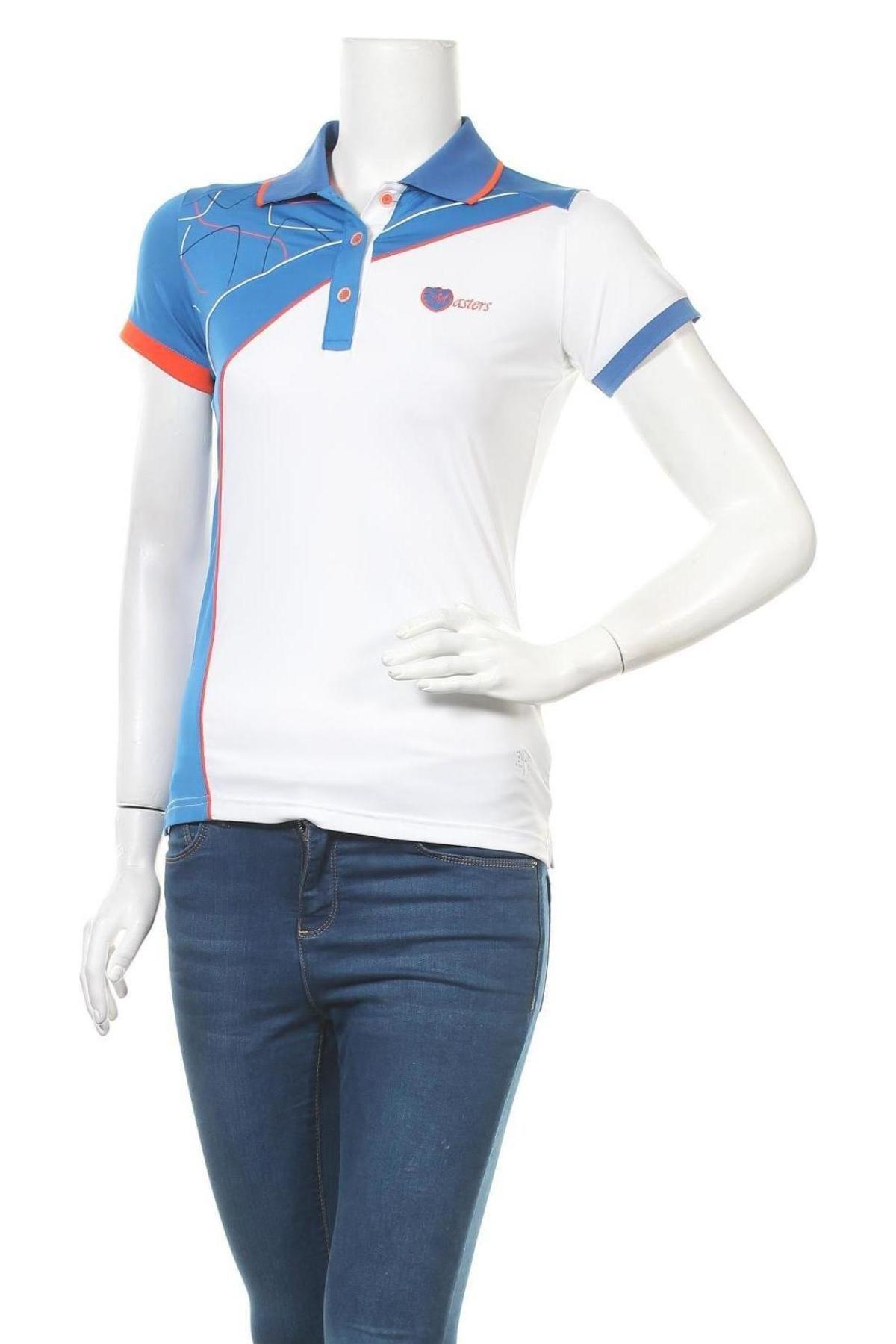 Дамска тениска Masters, Размер XS, Цвят Многоцветен, 92% полиестер, 8% еластан, Цена 16,80лв.
