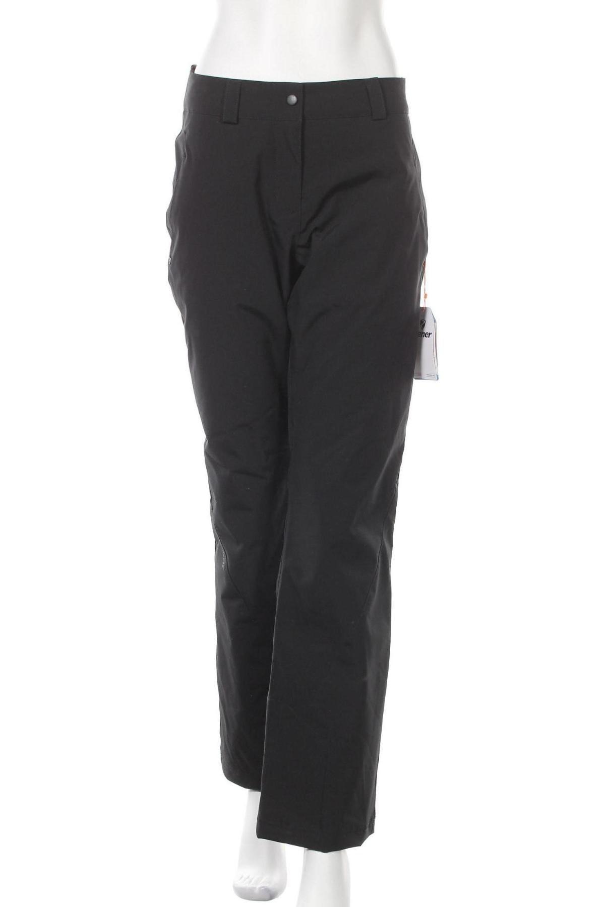 Дамски панталон Ziener, Размер L, Цвят Черен, Полиестер, Цена 90,72лв.
