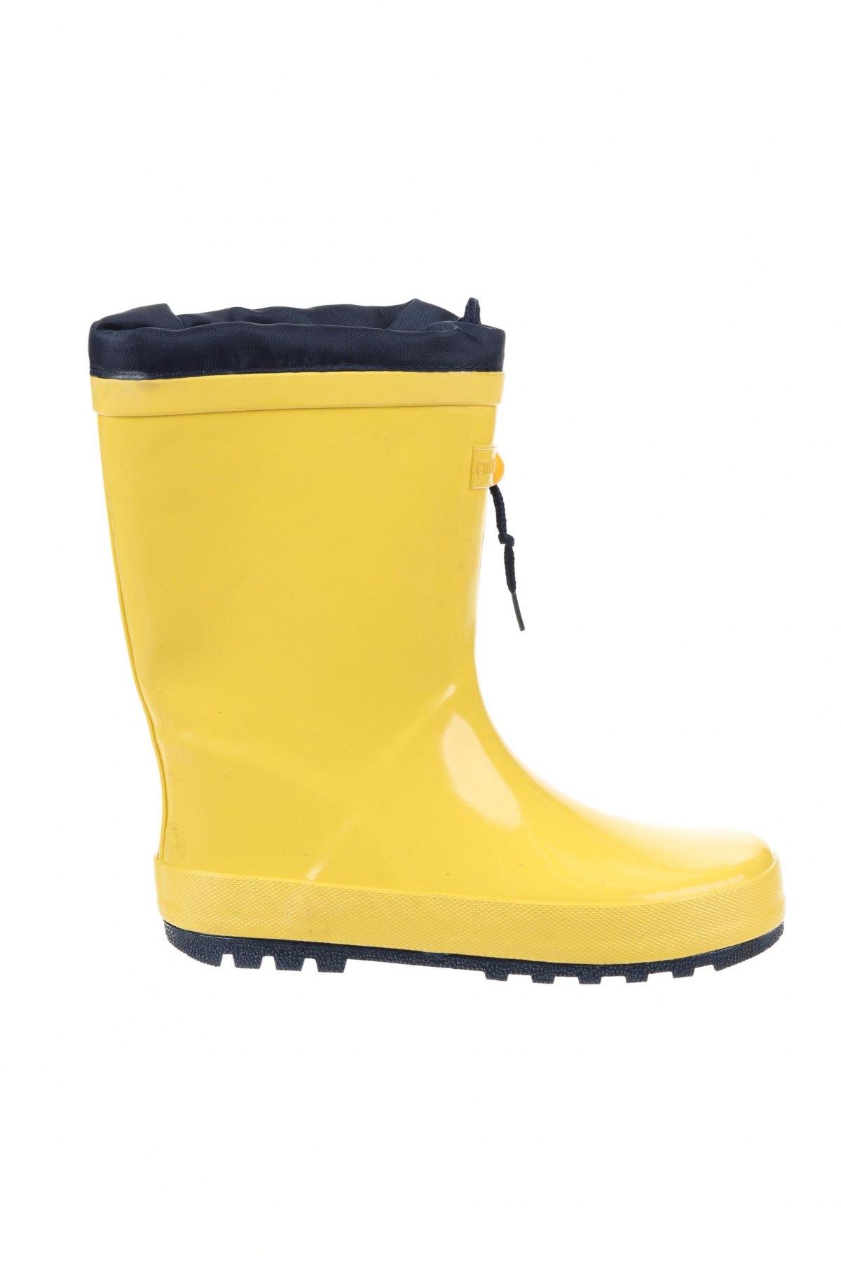 Детски обувки Cotton On, Размер 33, Цвят Жълт, Полиуретан, текстил, Цена 51,00лв.
