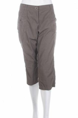Дамски панталон S.Oliver, Размер M, Цвят Сив, Памук, Цена 5,32лв.
