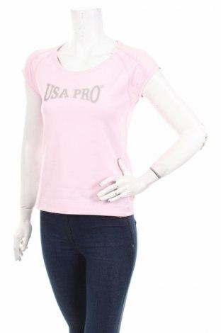 Damski T-shirt Usa Pro