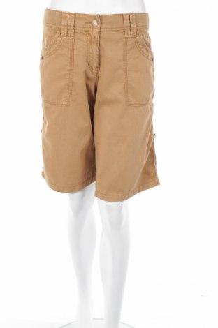 Γυναικείο κοντό παντελόνι Next, Μέγεθος M, Χρώμα Καφέ, Βαμβάκι, Τιμή 3,06€