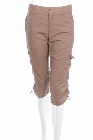 Дамски панталон Bpc Bonprix Collection, Размер S, Цвят Кафяв, Полиамид, Цена 5,46лв.