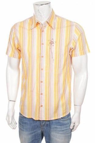 Мъжка риза Pure, Размер M, Цвят Многоцветен, Памук, Цена 3,20лв.
