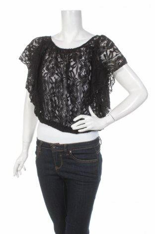 Γυναικεία μπλούζα Qed London, Μέγεθος M, Χρώμα Μαύρο, Τιμή 2,78€