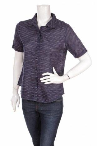 Γυναικείο πουκάμισο Cubus, Μέγεθος M, Χρώμα Μπλέ, 100% βαμβάκι, Τιμή 10,52€