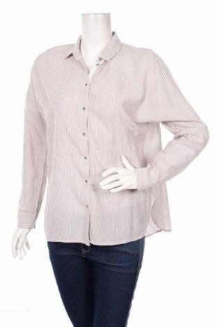 Γυναικείο πουκάμισο Esprit, Μέγεθος M, Χρώμα  Μπέζ, Τιμή 15,46€