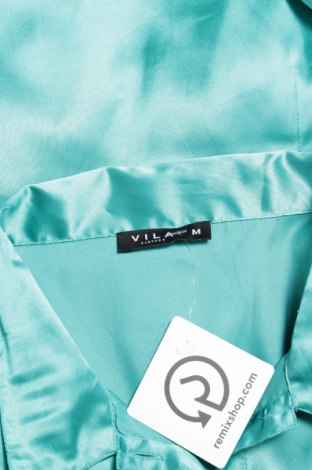 Γυναικείο πουκάμισο Vila, Μέγεθος M, Χρώμα Πράσινο, Τιμή 12,82€