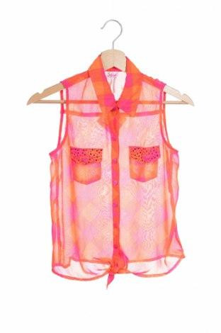 Παιδικό πουκάμισο Justice, Μέγεθος 13-14y/ 164-168 εκ., Χρώμα Πορτοκαλί, 100% πολυεστέρας, Τιμή 2,41€