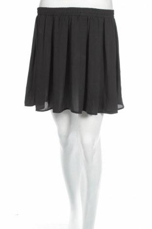 Φούστα Brandy Melville, Μέγεθος S, Χρώμα Μαύρο, Βισκόζη, Τιμή 3,67€