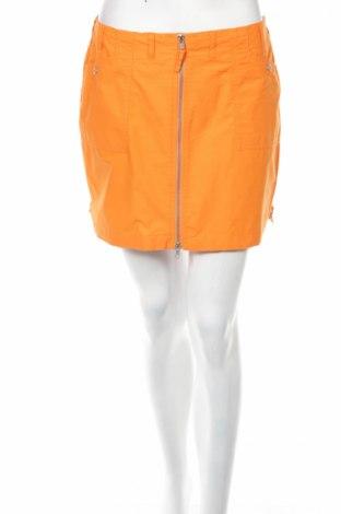 Пола Yessica, Размер M, Цвят Оранжев, 100% памук, Цена 6,84лв.