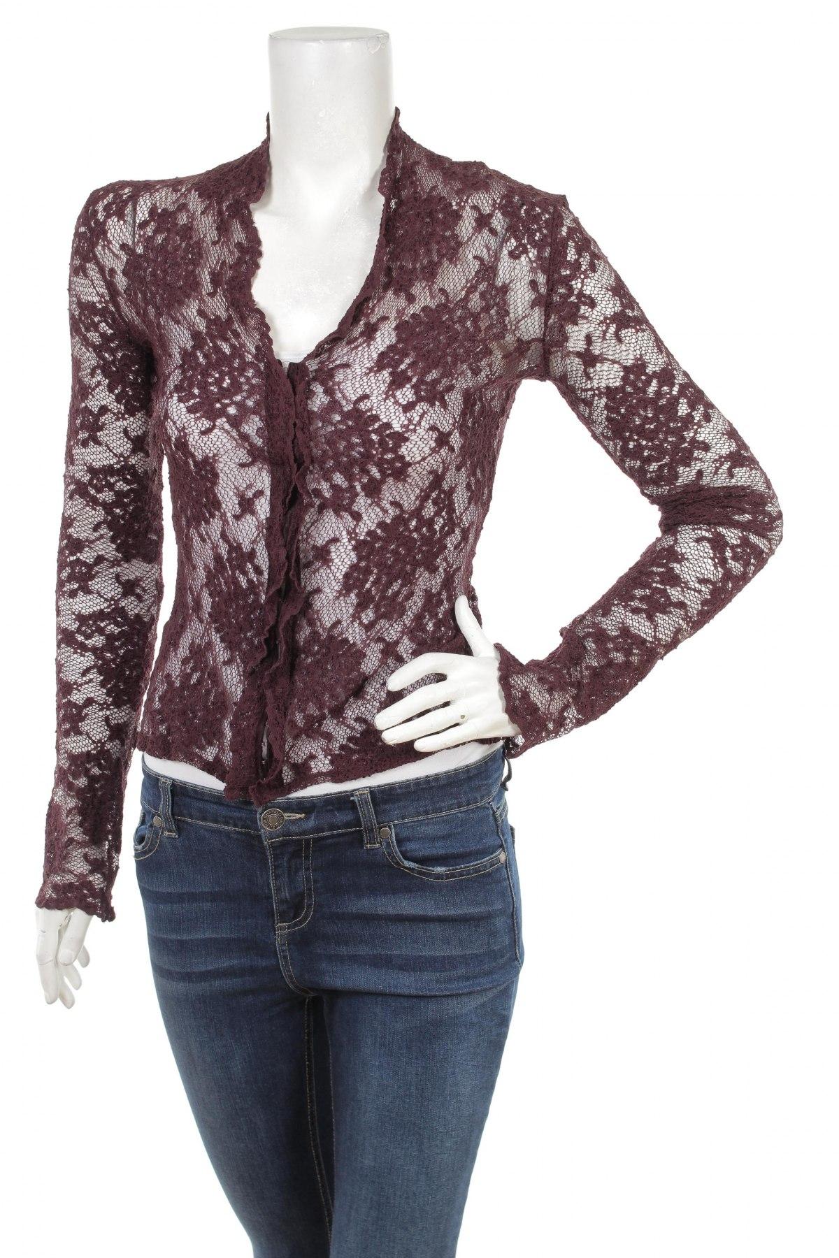 Γυναικείο πουκάμισο, Μέγεθος S, Χρώμα Βιολετί, Τιμή 15,46€