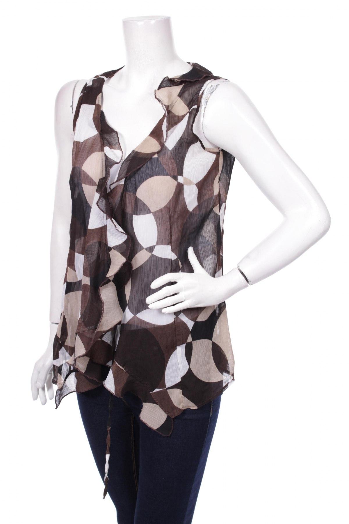 Γυναικείο πουκάμισο Street One, Μέγεθος S, Χρώμα Πολύχρωμο, Τιμή 16,49€