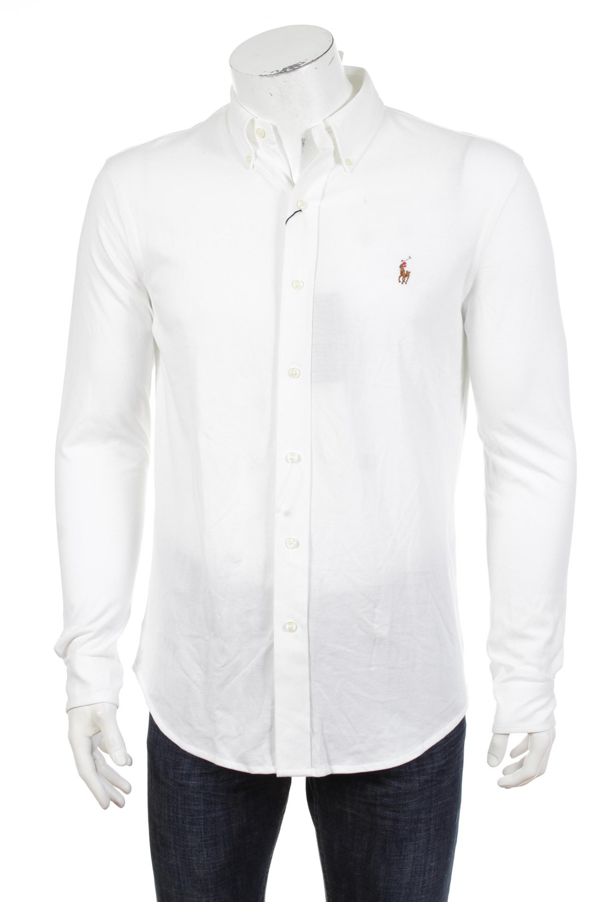 All White Ralph Lauren