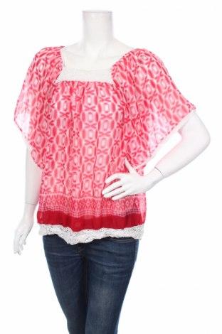 Дамска блуза Isolde, Размер XXL, Цвят Розов, Полиестер, Цена 29,00лв.
