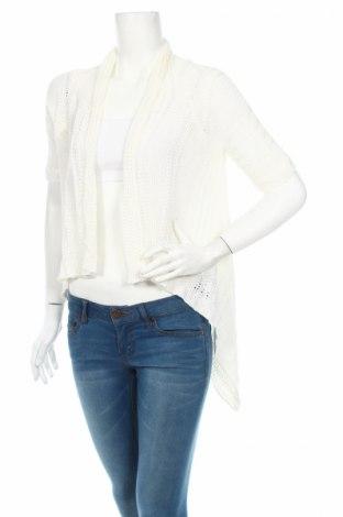 Γυναικεία ζακέτα Colours Of The World, Μέγεθος S, Χρώμα Λευκό, 100% πολυακρυλικό, Τιμή 13,67€