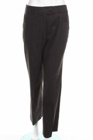 Дамски панталон Bonita, Размер S, Цвят Кафяв, 65% полиестер, 33% вискоза, 2% еластан, Цена 7,40лв.