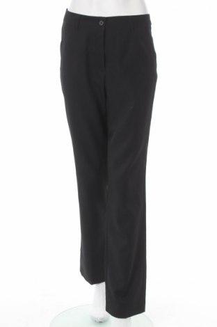 Дамски панталон Hennes, Размер M, Цвят Черен, Полиестер, Цена 6,93лв.