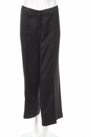 Γυναικείο παντελόνι Laurel, Μέγεθος L, Χρώμα Μαύρο, 65% ασετάτ, 35% πολυεστέρας, Τιμή 5,90€