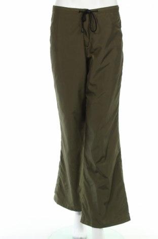 Дамски панталон Sweet, Размер M, Цвят Зелен, 66% полиамид, 34% полиестер, Цена 9,27лв.