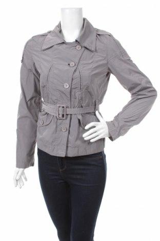 Дамски шлифер Bandolera, Размер S, Цвят Сив, 100% полиестер, Цена 20,33лв.