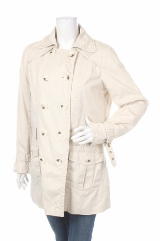 Дамски шлифер Yessica, Размер L, Цвят Бежов, 100% памук, Цена 14,30лв.