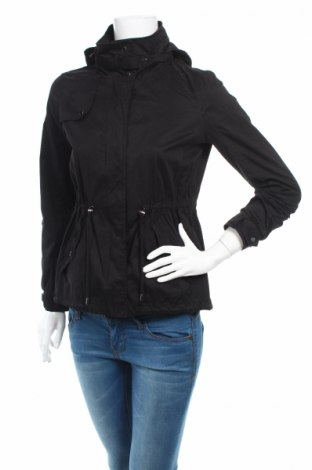 Дамско яке Ann Christine, Размер XS, Цвят Черен, 59% полиестер, 29% памук, 12% полиамид, Цена 12,60лв.