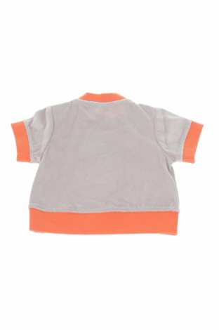 Детска блуза Chateau de Sable, Размер 2-3m/ 56-62 см, Цвят Бежов, Полиестер, Цена 3,36лв.