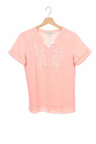 Детска блуза Mini Mignon, Размер 14-15y/ 168-170 см, Цвят Розов, Вискоза, Цена 16,10лв.