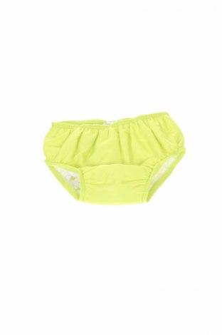 Детски бански Chicco, Размер 1-2m/ 50-56 см, Цвят Зелен, Полиестер, Цена 10,15лв.