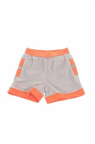 Detské krátke nohavice  Chateau de Sable, Veľkosť 9-12m/ 74-80 cm, Farba Béžová, 100% polyester, Cena  9,56€