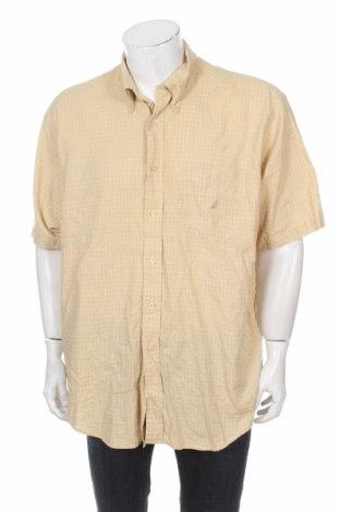 Pánska košeľa  Nautica, Veľkosť XL, Farba Žltá, Bavlna, Cena  4,20€