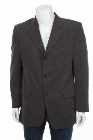 Ανδρικό σακάκι Barisal, Μέγεθος L, Χρώμα Γκρί, Βισκόζη, Τιμή 3,75€