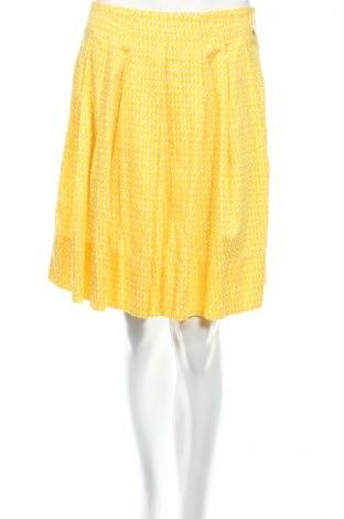 Пола Cristina Gavioli, Размер M, Цвят Жълт, Памук, Цена 20,28лв.