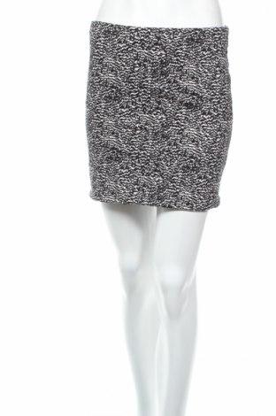 Φούστα H&M, Μέγεθος S, Χρώμα Μαύρο, 95% βαμβάκι, 5% ελαστάνη, Τιμή 3,80€