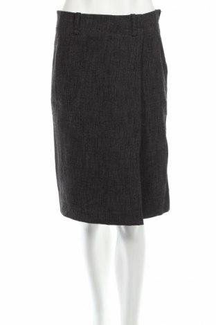 Φούστα H&M, Μέγεθος XS, Χρώμα Γκρί, 100% πολυεστέρας, Τιμή 3,57€