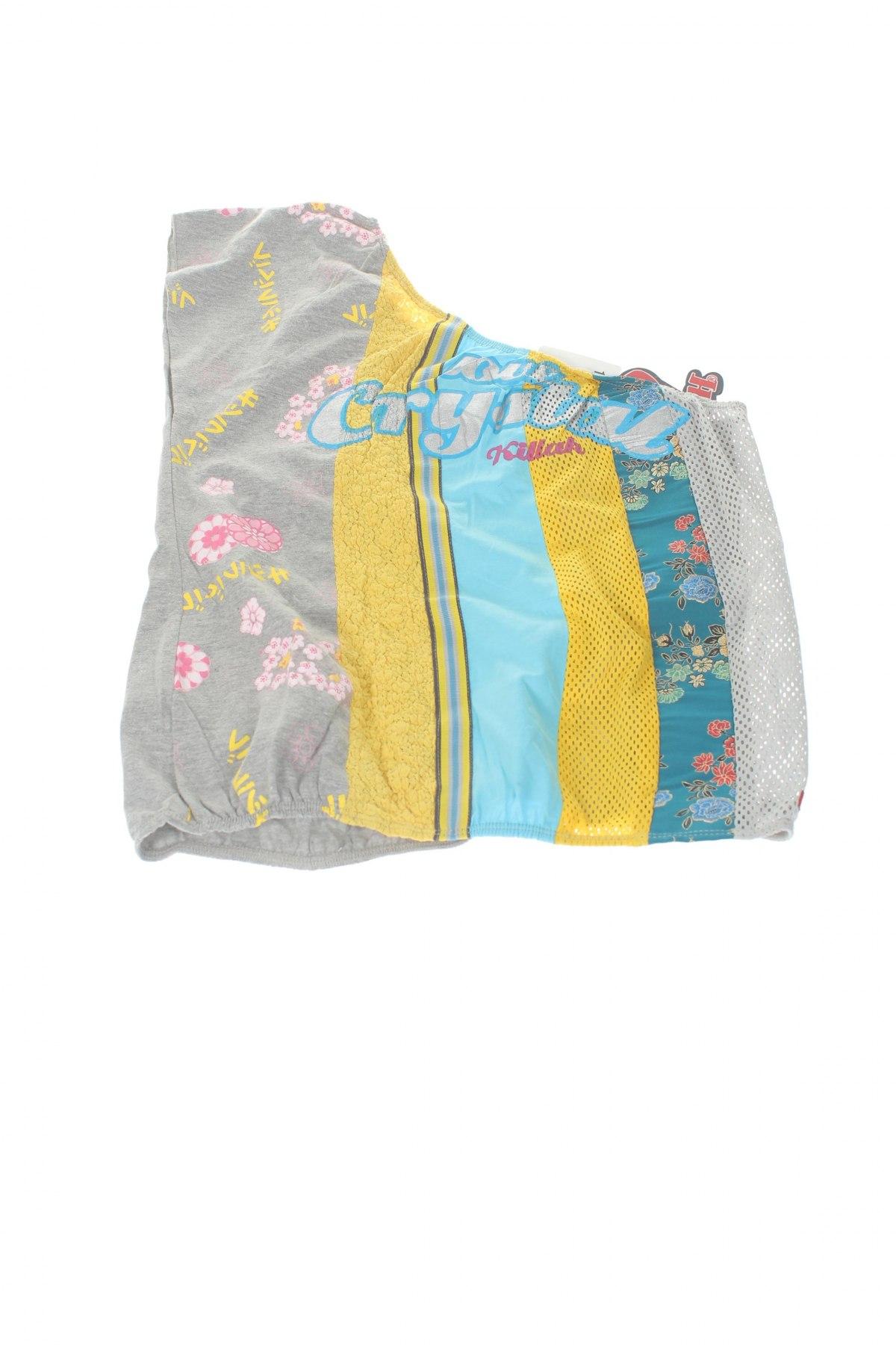 Детска блуза Killah, Размер 14-15y/ 168-170 см, Цвят Сив, 76% памук, 24% полиестер, Цена 3,24лв.