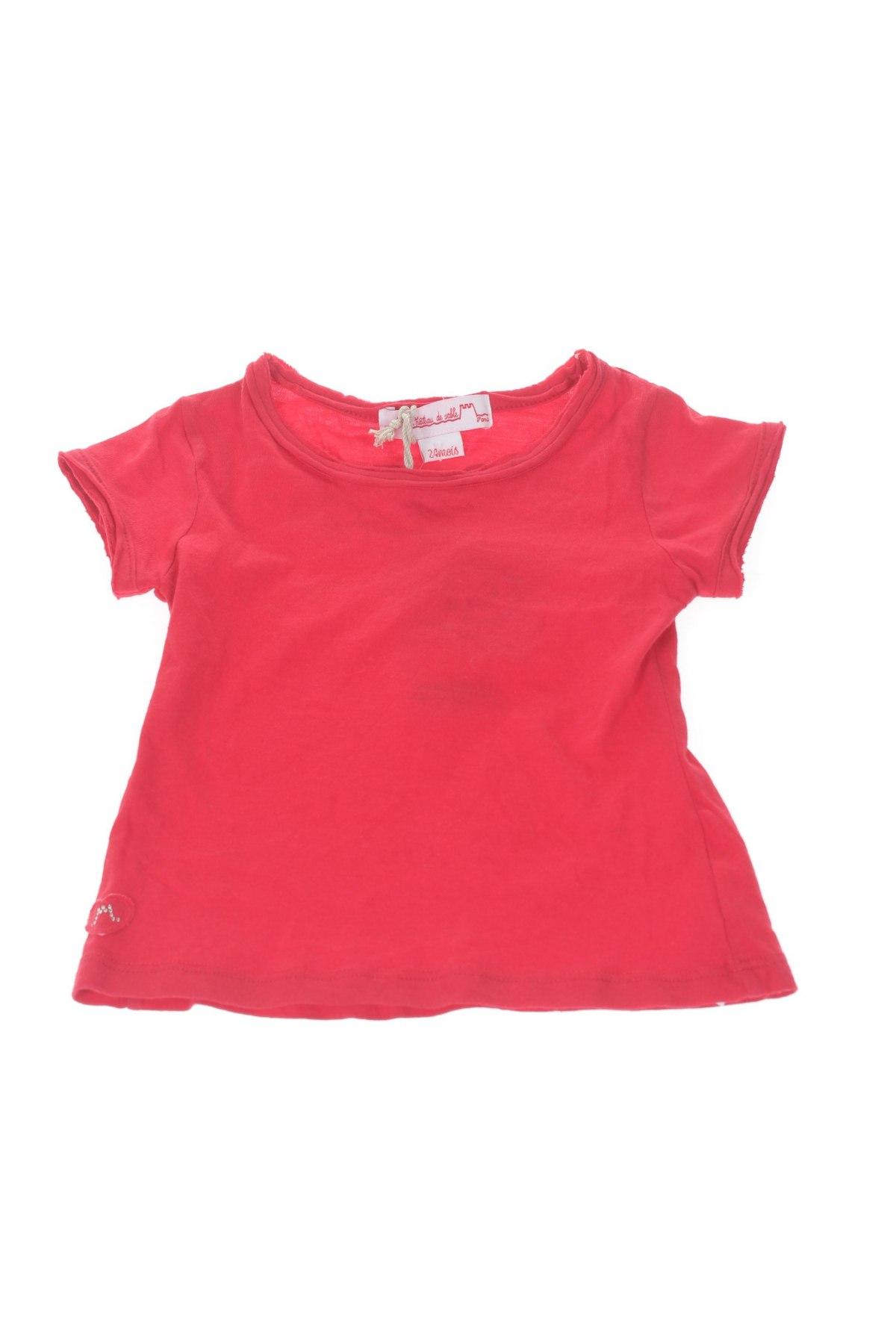 Detské tričko Chateau de Sable
