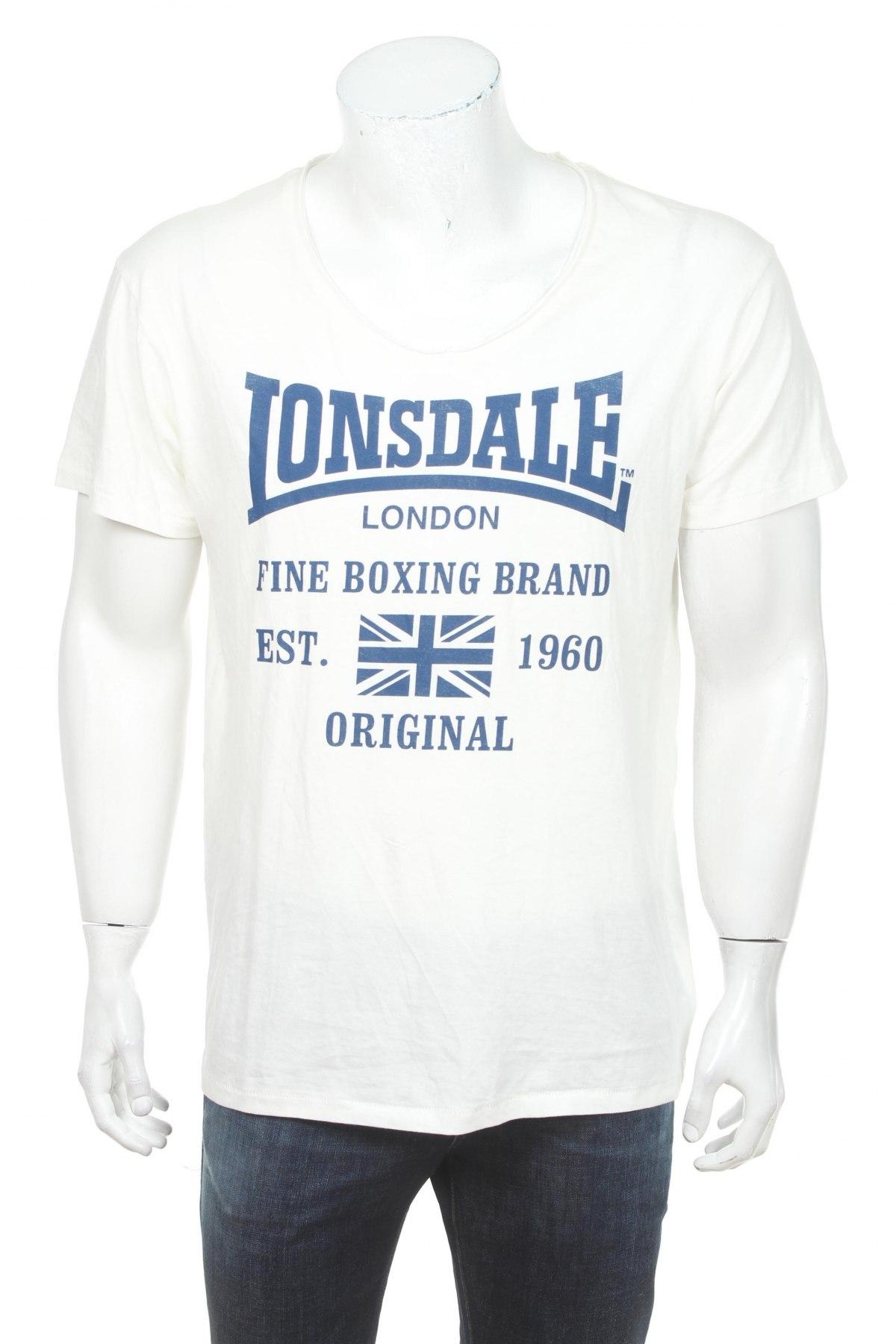7fa5c0ccccaa Pánske tričko Lonsdale - za výhodnú cenu na Remix -  104628819
