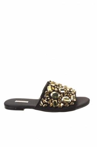 Papuče Carvela, Veľkosť 37, Farba Čierna, Textil, Cena  38,80€
