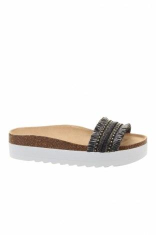 Papuče Colors of California, Veľkosť 40, Farba Sivá, Eko koža , textil, Cena  16,42€