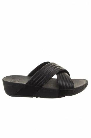 Papuče Fitflop, Veľkosť 40, Farba Čierna, Eko koža , Cena  13,15€