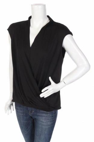 Дамска блуза Alice Bizous, Размер M, Цвят Черен, Полиестер, Цена 4,20лв.