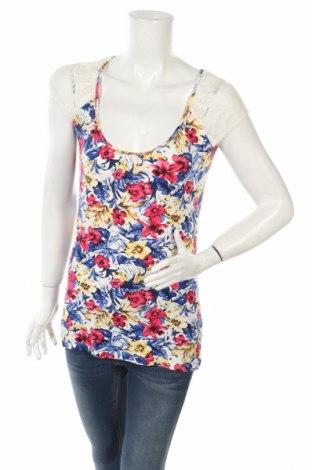 Дамска блуза Esprit, Размер XS, Цвят Многоцветен, 96% вискоза, 4% еластан, Цена 17,85лв.