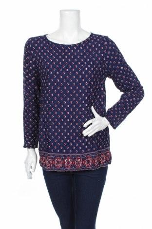 Дамска блуза Lc Waikiki, Размер L, Цвят Син, Вискоза, Цена 14,28лв.